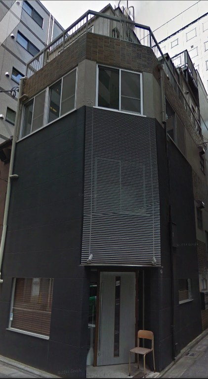 だるま屋_住所の建物