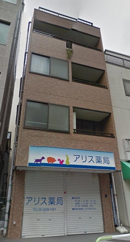 無壁MUKABE_住所の建物