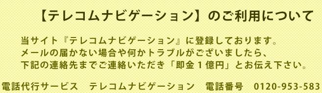 即金1億円-WIN5識別理論_電話代行サービステレコムナビゲーションについて