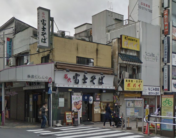 山崎のワイド_住所の建物