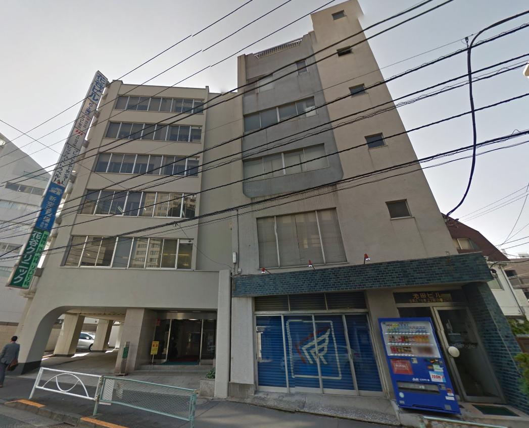 サエキ〜完全勝利主義〜_住所の建物