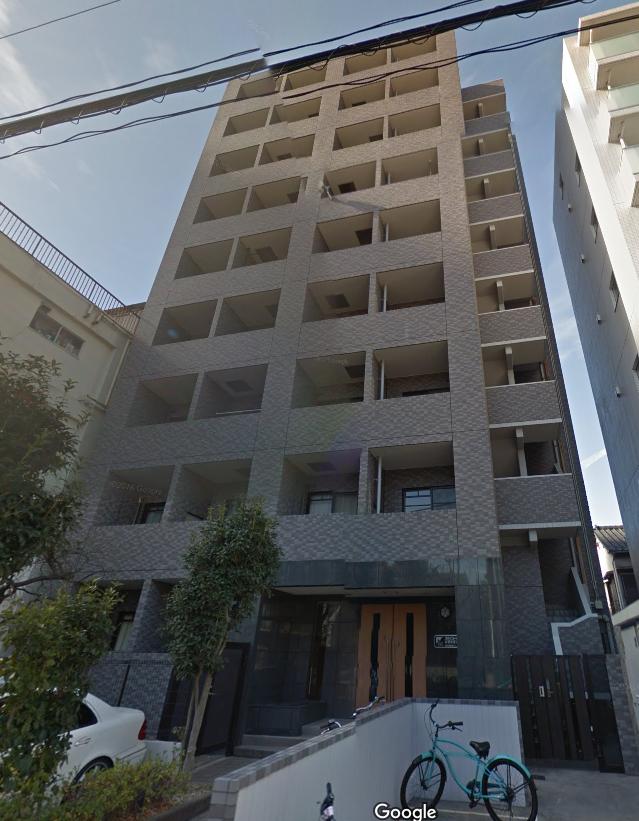トリプル3_住所の建物